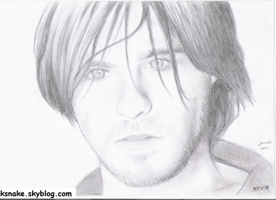 Jared Leto by ksnake